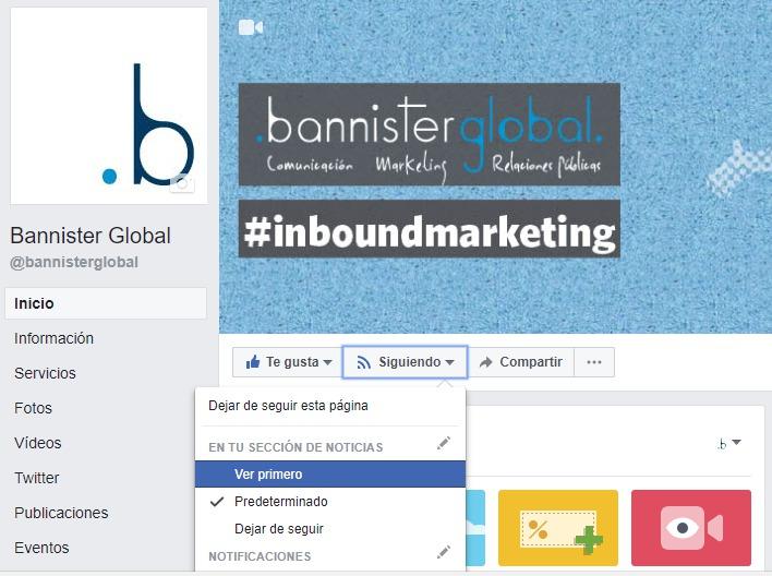 Cómo hacer marketing de contenidos en Facebook tras el cambio de algoritmo
