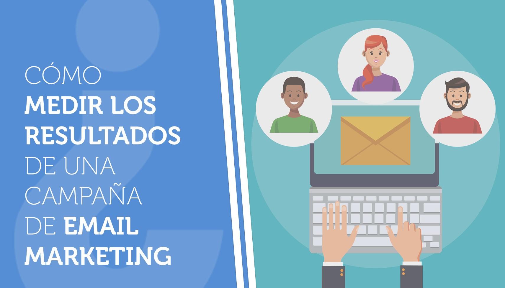 Cómo medir los resultados de una campaña de email marketing