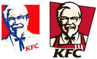 KFC y su cambio de identidad visual corporativa