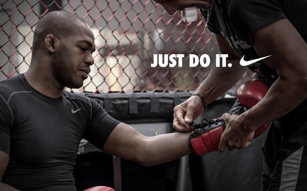 Nike y la imagen de marca