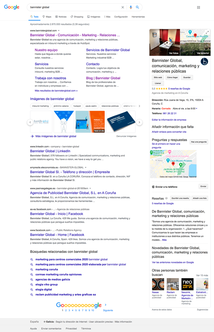 Buscar con Google-Bannister Global