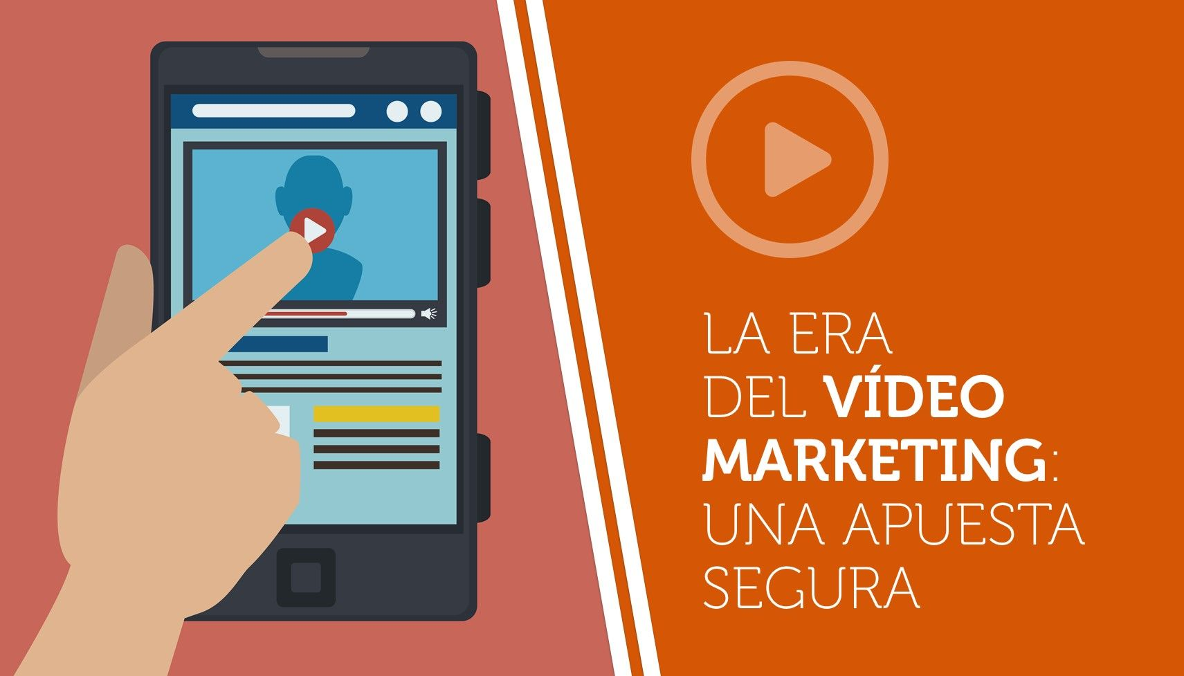 La era del vídeo marketing: una apuesta segura